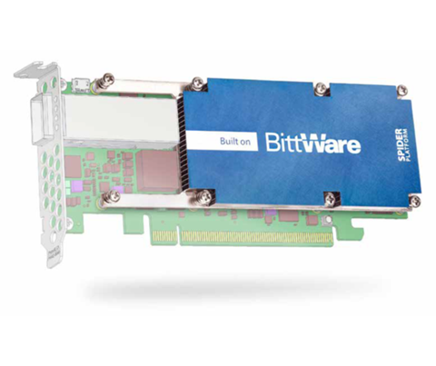 BittWare Viper Platform with Xilinx UltraScale+ VU13P FPGA