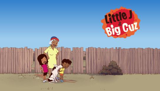 Little J Big Cuz