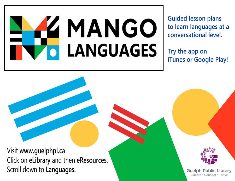 Try our Mango Languages eResource with your library card! It contains guided lesson plans to learn languages at a conversational level.