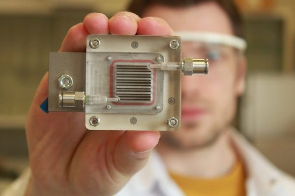 TURNING SMOG INTO HYDROGEN POWER – THE DEVICE THAT CONVERTS AIR POLLUTION INTO ENERGY