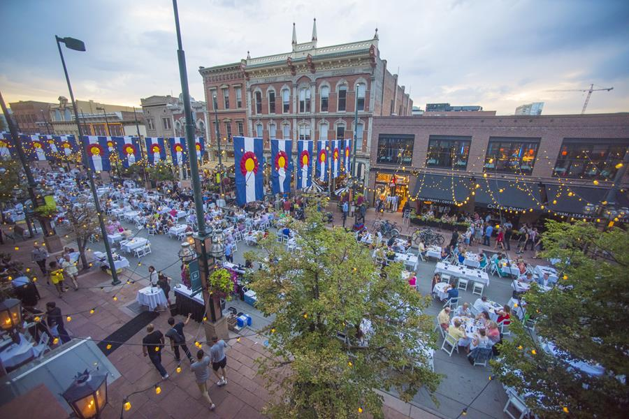 Denver's Larimer Square
