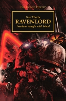 Cover of Ravenlord by Gav Thorpe