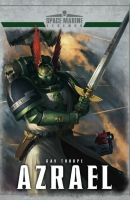 Cover of Azrael by Gav Thorpe, published by Black Library