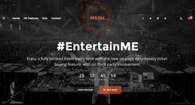 MESH Music, Band, Event Theme