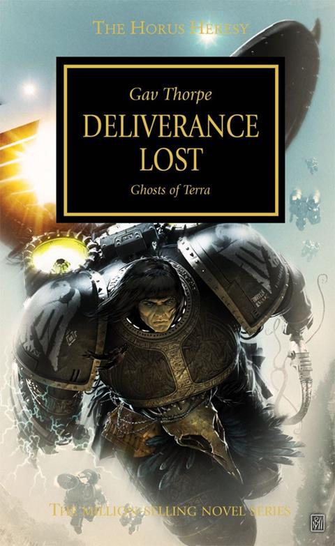 Cover of Deliverance Lost by Gav Thorpe