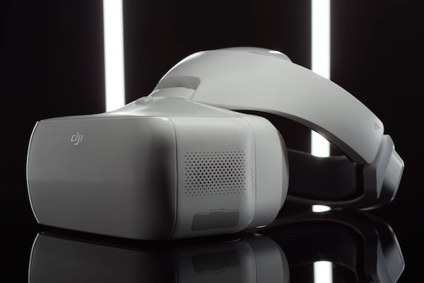 FLY YOUR DRONE IN FIRST-PERSON WITH FPV GOGGLES