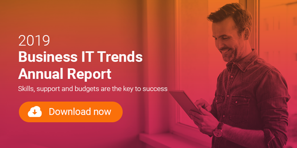 2019's IT trends have been revealed