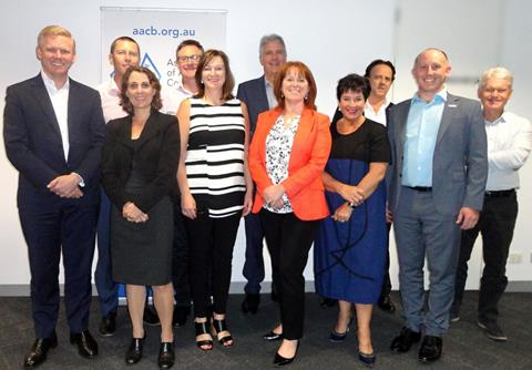 The AACB Board