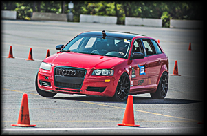 Autocross Photo Courtesy of Doug Austin