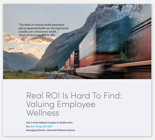 Real ROI is hard to find