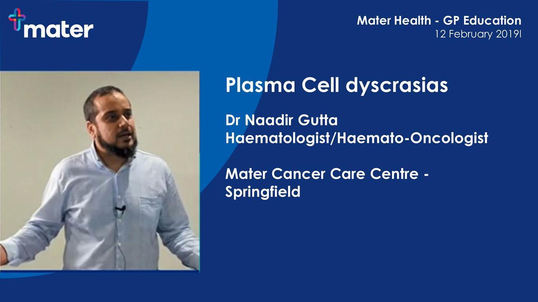 Dr Naadir Gutta presentation