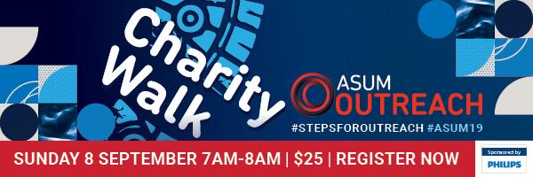 ASUM Outreach Charity Walk