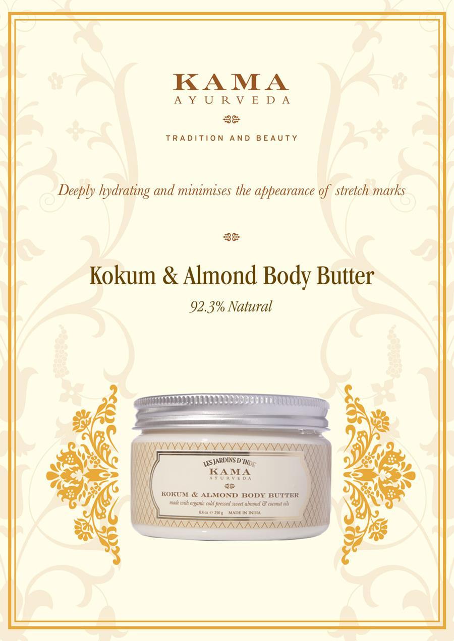 Kokomo & Almond body butter