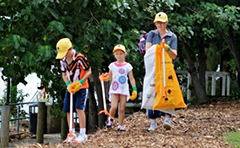 Clean Up Australia Day on March 1