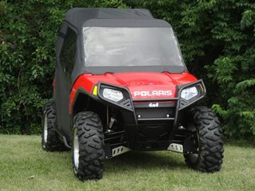 Polaris RZR Full Cab Enclosure with Lexan Windshield by GCL UTV