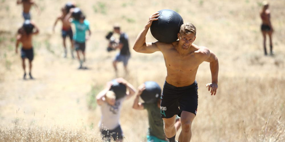 "Training For The Ranch: ""Live Five"" Athletes And Coaches Think Outside the Box"
