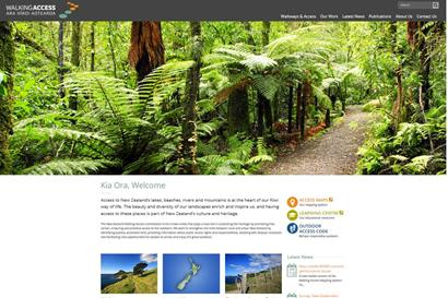 New NZWAC website