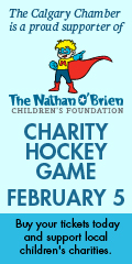 Ad: Nathan O'Brien Charity Hockey Game