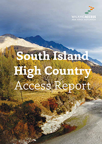 South Island High Country Access Report