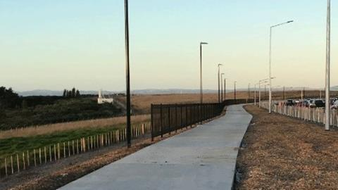 Southeast Auckland shared pathway
