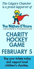 Ad: Nathan O'Brien Charity Hockey Game