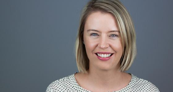 Portrait of Gillian Giles