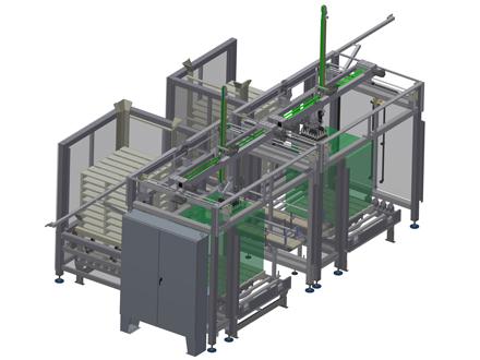 AF-PLT - Palletizing System