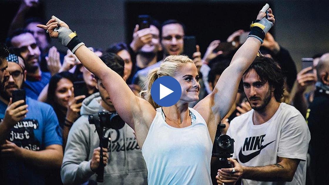Exclusive: Sara Sigmundsdottir First Revealed Athlete Mentor for Freakest Challenge