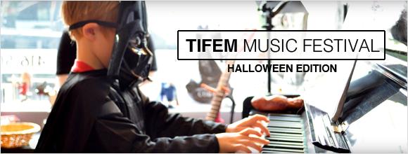 TIFEM HALLOWEEN MUSIC FESTIVAL