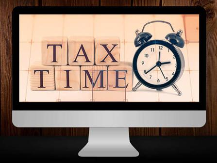 Time for Tax News!