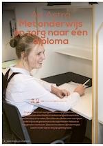 Artikel Ingrado Magazine #36 over jeugdhulporganisatie Ad Astra