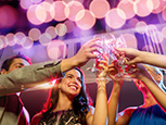 Keep the holiday cheer and avoid the liability when hosting a holiday party for employees