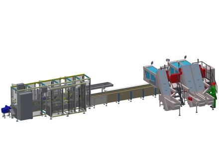 Turnkey Automation Line