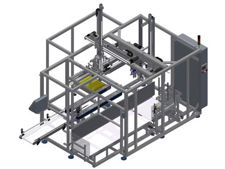 TR-QCT - Transrector Series Case Packer