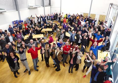 Thurcroft hub launch