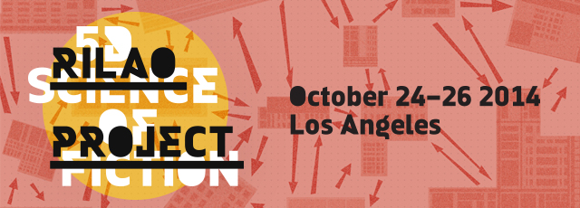 5D Science of Fiction 2014 - Rilao Project - October 24-26