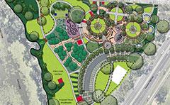 Park concept plan