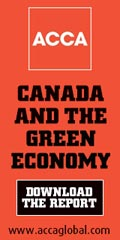 ACCA - Is Canada ready for the Green Economy?