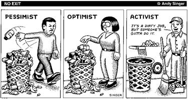Cartoon by Andy Singer