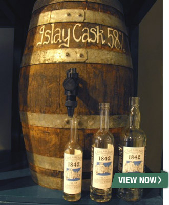 Islay Cask Whisky 58%