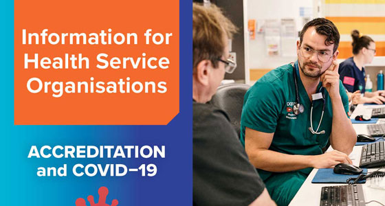Information for Health Service Organisations