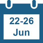 22-26 June