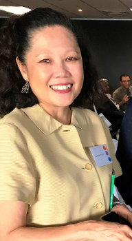 Image of Wen Powles, Director for the Office of Ethnic Communities