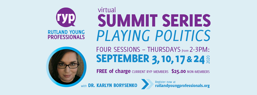 RYP Summit Series Header