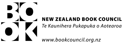 New Zealand Book Council logo