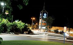 Kin Kora roundabout