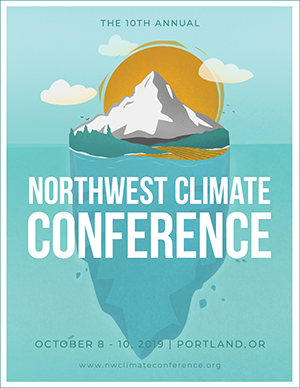 Northwest Climate Conference Poster