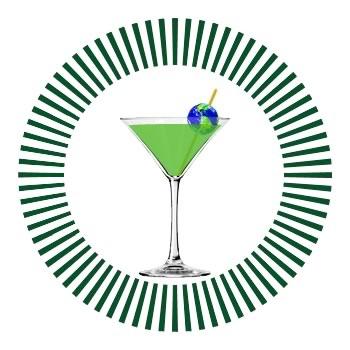 Green Drinks Ithaca Logo