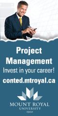 Mount Royal University: Project Management