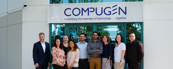 Join Compugen for their Westner Hub grand opening